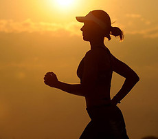 How to Exercise at Home Without Equipment - running outside