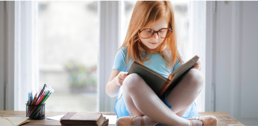 Why Is Reading Important To Success - Child reading