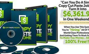 What Is Copy Paste Income About? - My Review - product