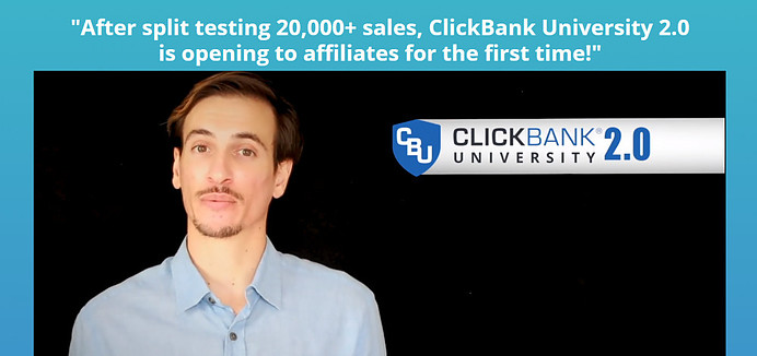 What Is ClickBank University About? - My personal review - product