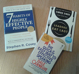 Who Are You As A Leader - Self help books