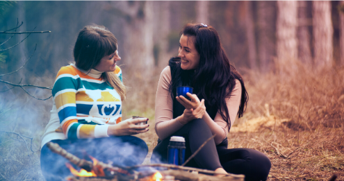 How to Become Good Listener - camping