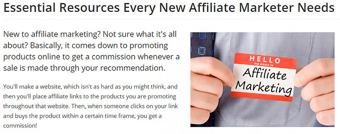 What Is Affilorama About - My Review -product