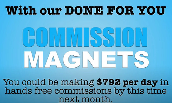 What Is Commission Magnets About - Review - product claim
