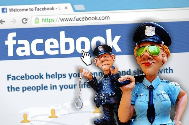 How Effective is Facebook Advertising - facebook police