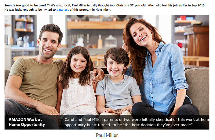 What Is Prime Time Profits About? - Paul Miller and family