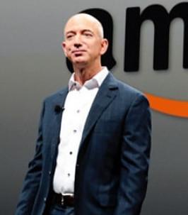Jeff Bezos (Founder and CEO of Amazon - Jeff Bezos