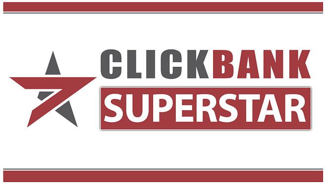 ClickBank Superstar Review - ClickBank Superstar logo