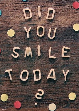 How to Make Law of Attraction Work - did you smile today?