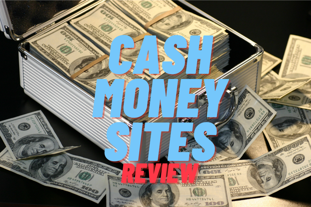 The Cash Money Sites Review - case full of cash