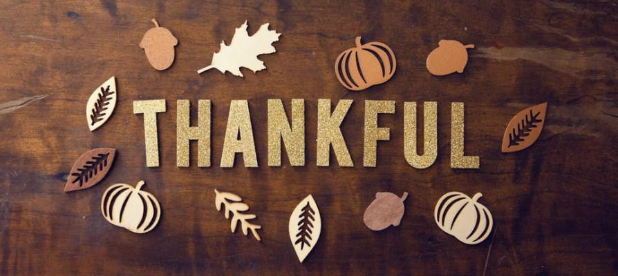 Thankful vs Grateful - Thankful
