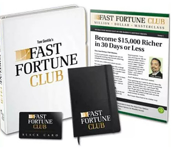 What Is Fast Fortune Club About - Become $15,000 Richer in 30 Days or Less