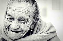 Why is Reading Books Important - elder woman
