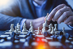 Why is Reading Books Important - playing chess
