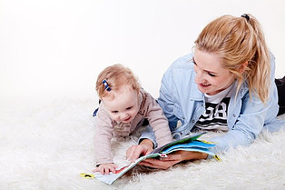 Why is Reading Books Important - reading with children