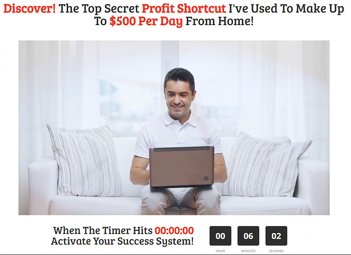 What Is The Profit Shortcut About? - Discover the secret to $500 per day