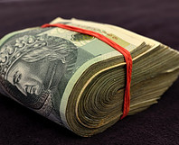 What Is Home Income System About? - large fold up of paper money