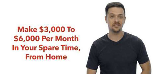 What Is Home Income System About? - picture of Jason