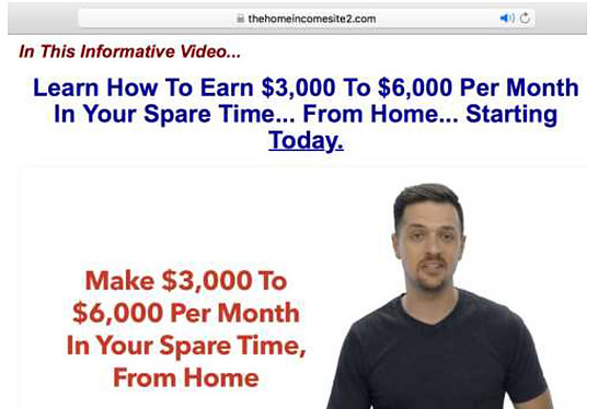 What Is Home Income System About? - Learn how to earn $3000 to $6000 per month