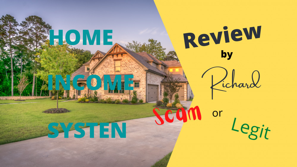 What Is Home Income System About? - Beautiful home