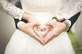 What is Disorganization? - couple getting married