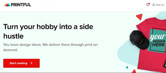 What Is The Best Print On Demand? - Turn your hobby into a side hustle