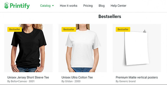 What Is The Best Print On Demand? - Women wearing shirts