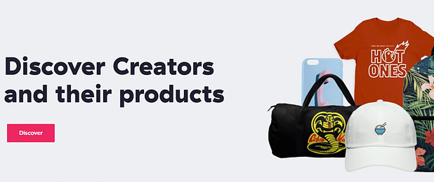 What Is The Best Print On Demand? - Discover Creators and their products