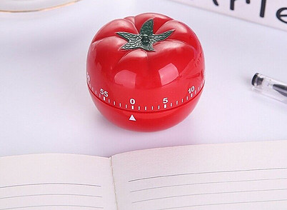 Is The Pomodoro Technique Effective? - Timer in hand